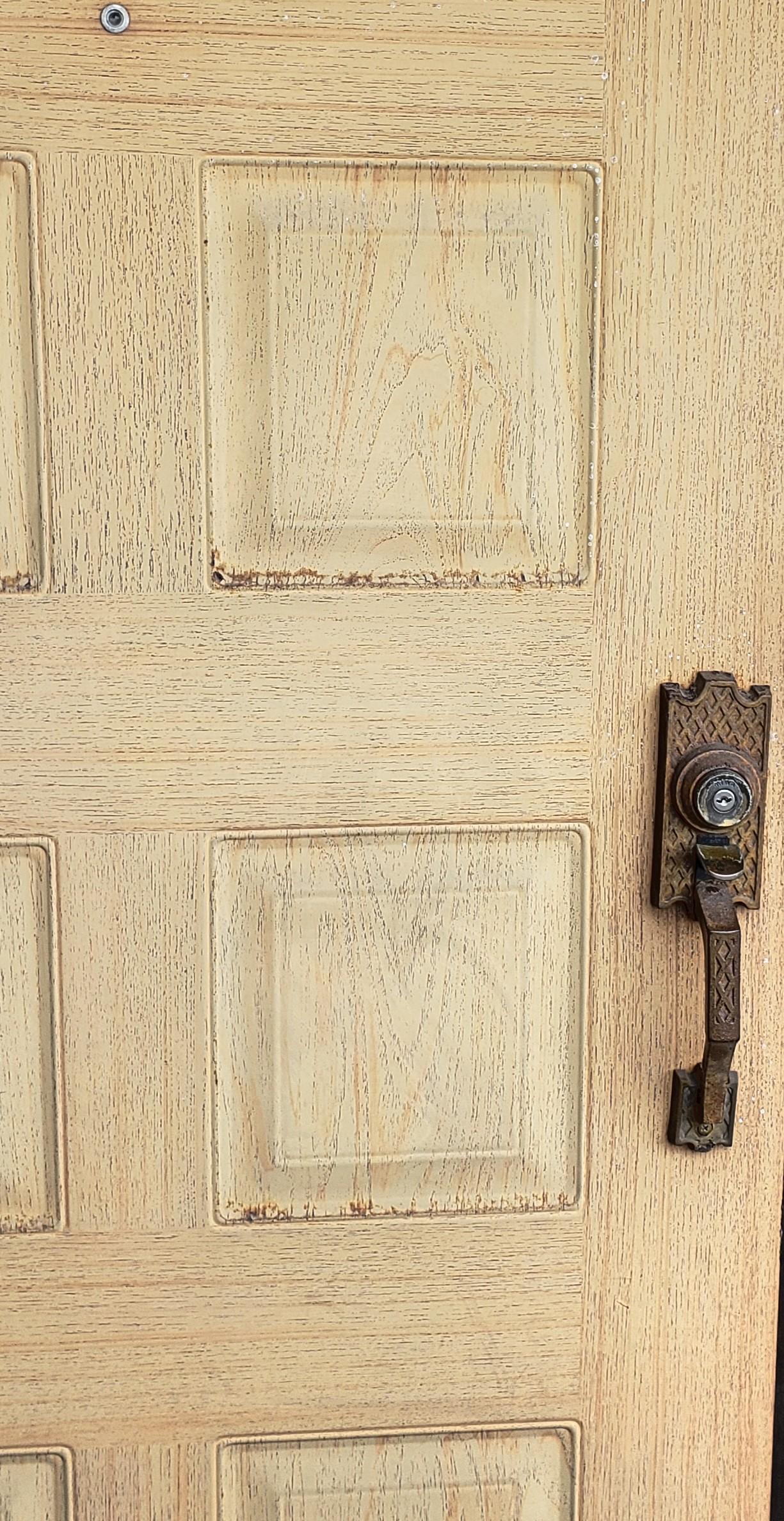 マンション玄関開錠