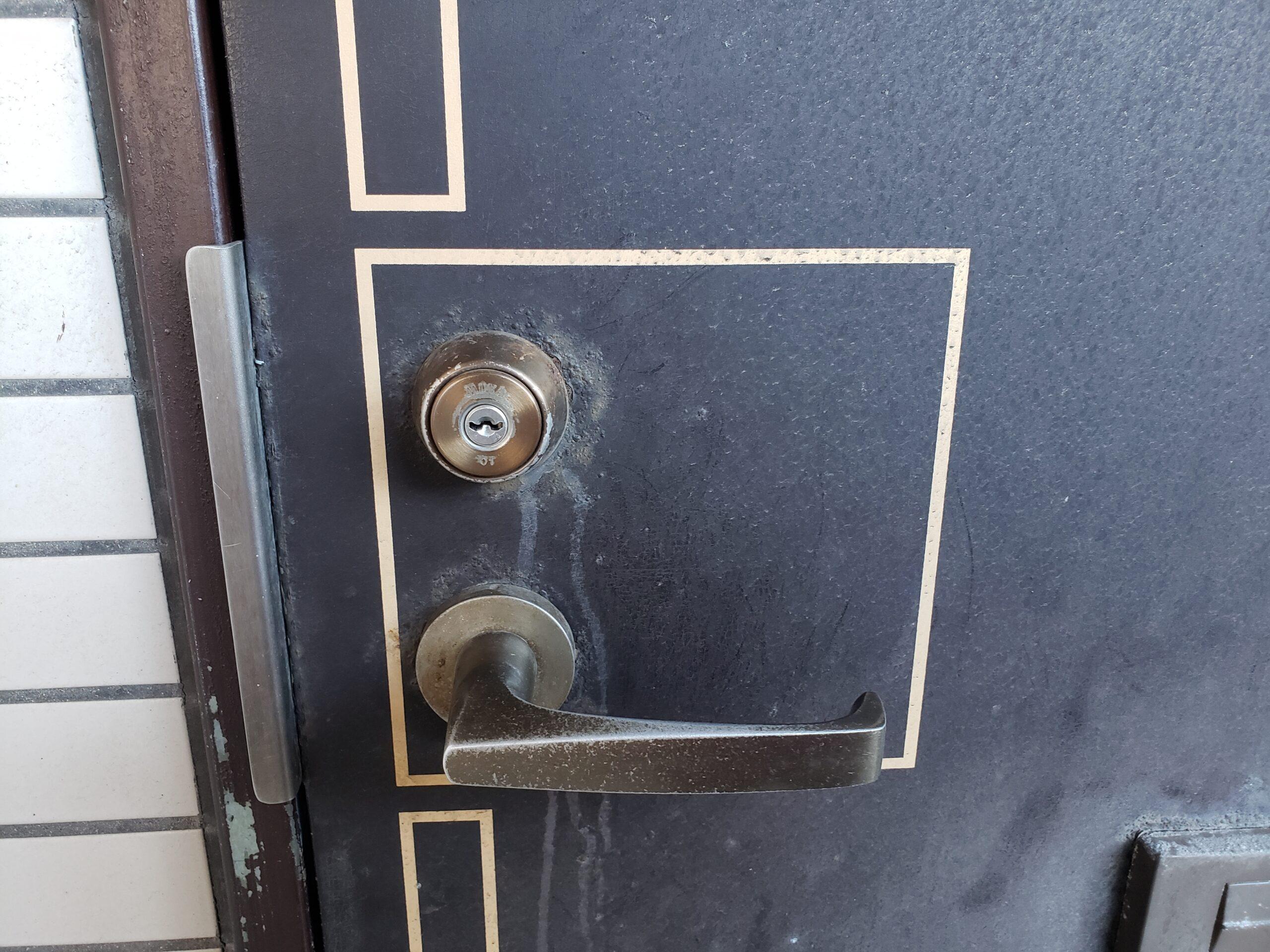 鍵折れと鍵抜き